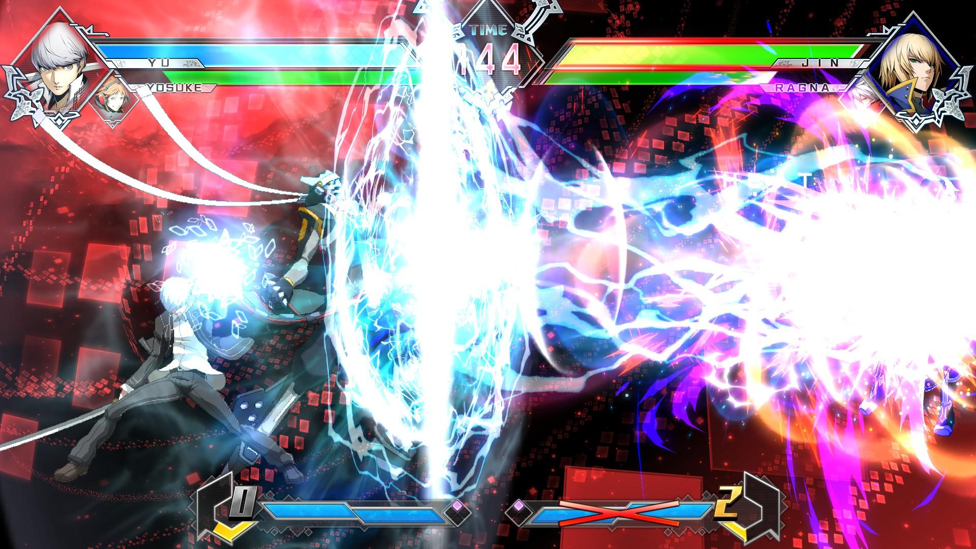 "BlazBlue: Cross Tag Battle"" Review – SmashPad"