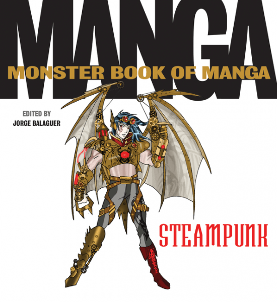 Monster Book of Manga - Steampunk