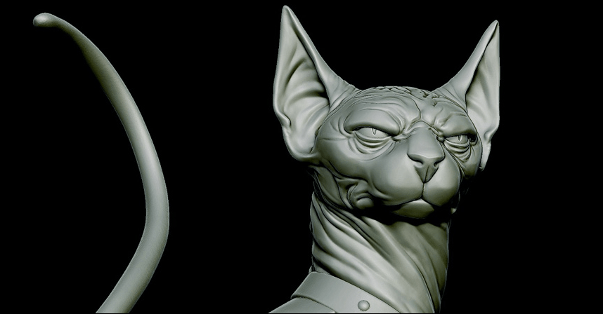 Not lying: Skybound taking preorders for Lying Cat statue