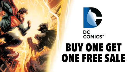 comiXology offers deals on DC Comics, Dark Horse and more for Cyber Monday