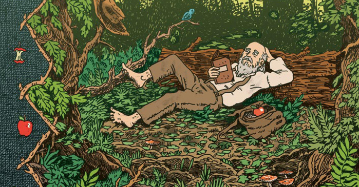 Check out this preview of  Paul Buhle and Noah Van Sciver's 'Johnny Appleseed'