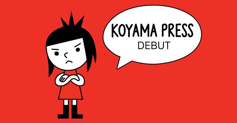 Koyama Press debuts on comiXology