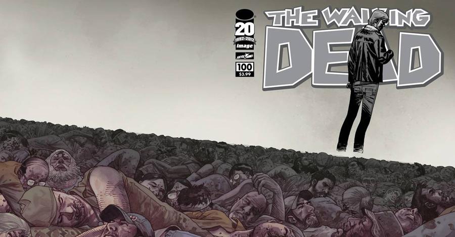 Apologetic Kirkman autographed Walking Dead comic appears on eBay