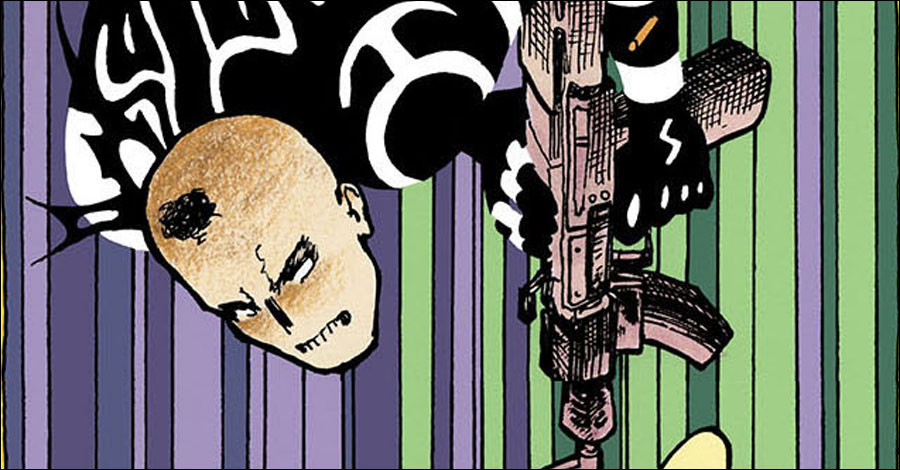 Get your subscription for Michel Fiffe's 'Copra' now