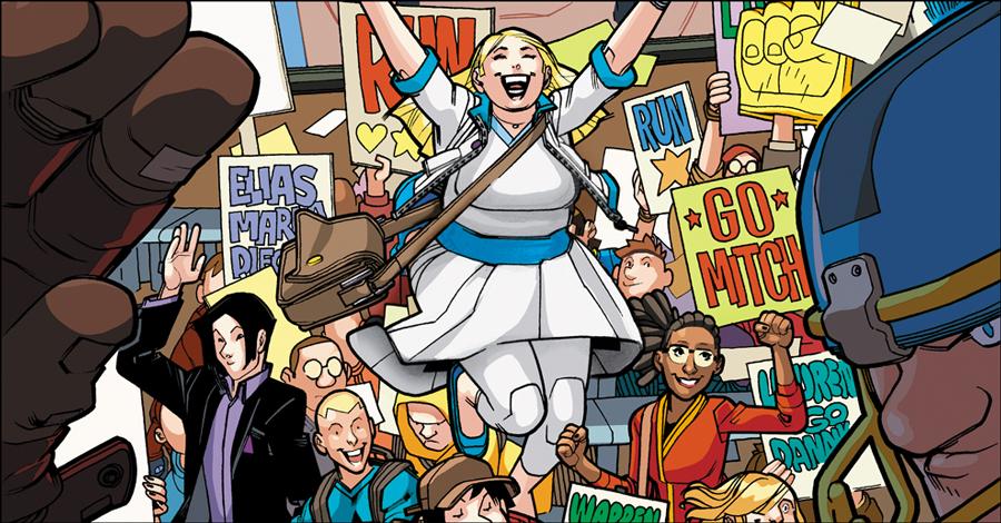 comiXology announces 'Originals' line with new Valiant, Kurtzman and 'Adventure Time' comics