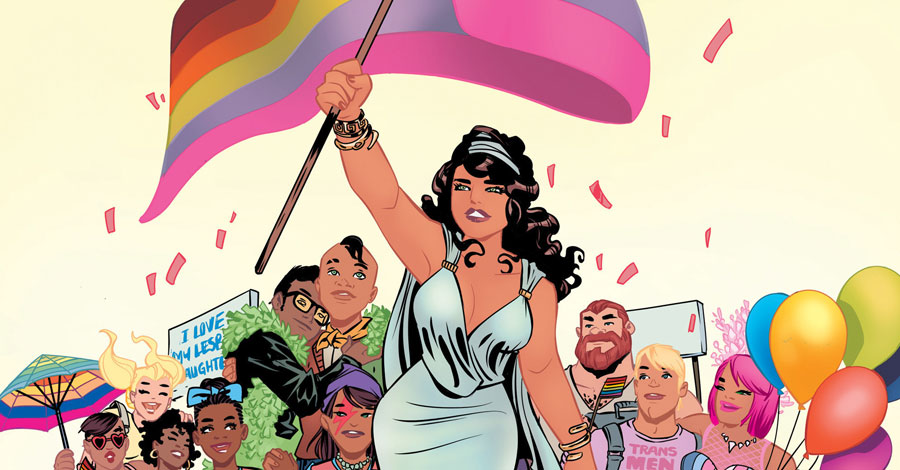 'Love is Love,' 'Lumberjanes,' 'Black Panther' among 2017 GLAAD Award nominees