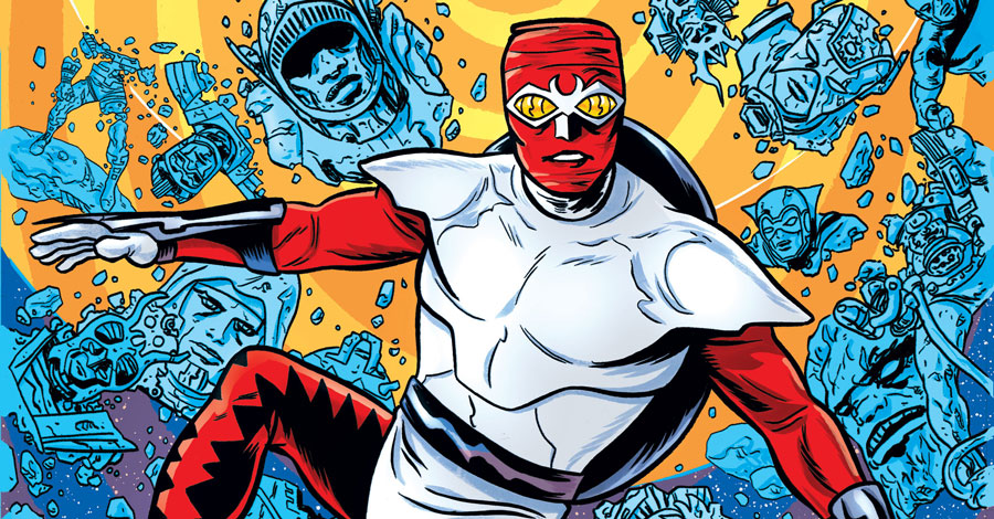 Kirby Q&A: Mike Allred