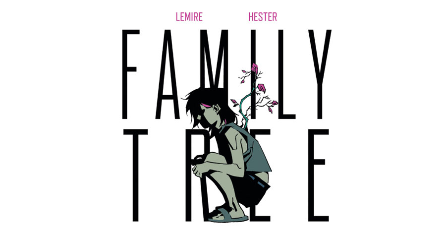 Lemire offers updates on 'Inferior Five,' 'Family Tree'