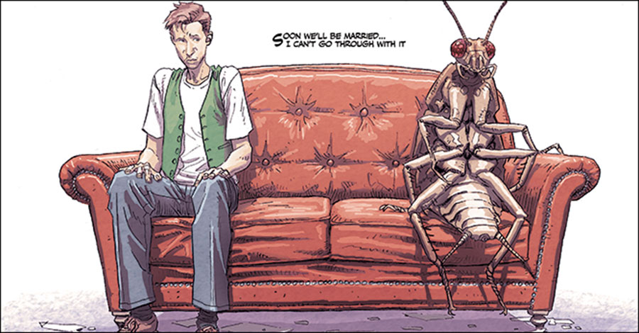 Dustin Weaver unpacks 'Paklis,' his new anthology comic from Image