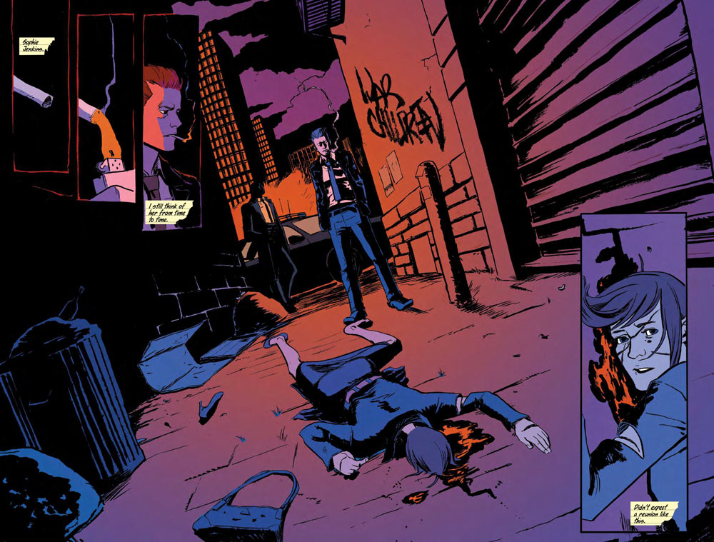 Smash Pages Q&A: David Pepose on 'Spencer & Locke,' gritty