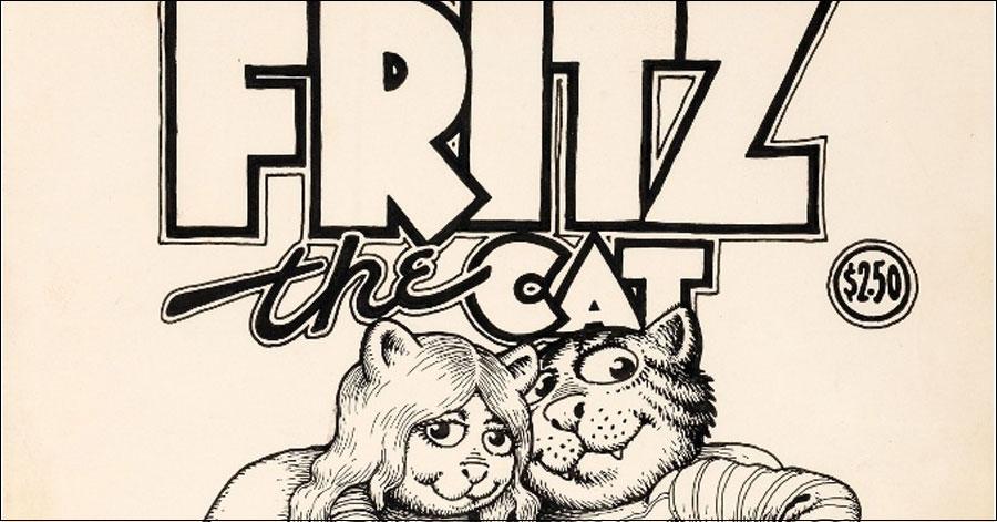 Comics Lowdown: Original Crumb art sells for $717,000