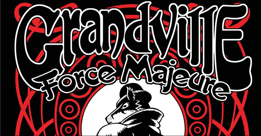 Talbots' 'Grandville' series wraps up in November