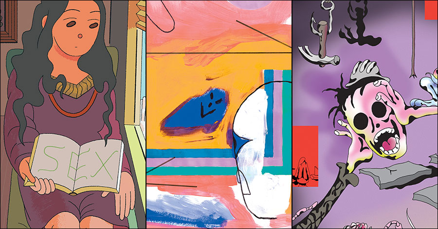 TCAF: Koyama Press announces Fall 2017 titles