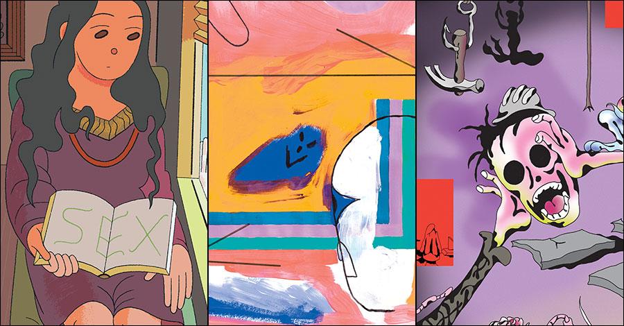 TCAF: Koyama Press announces Fall 2017 titles