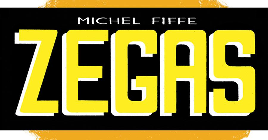 Fantagraphics to collect Michel Fiffe's 'Zegas'