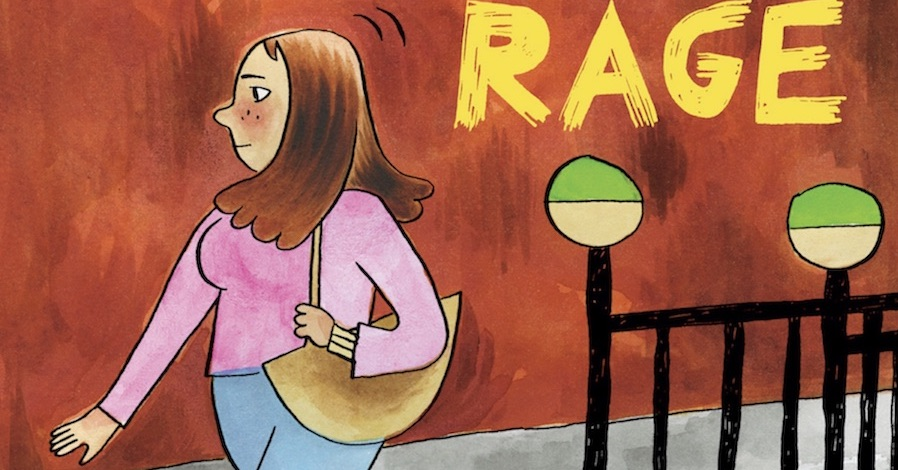 Smash Pages Q&A: Vanessa Davis on 'Spaniel Rage,' Then and Now