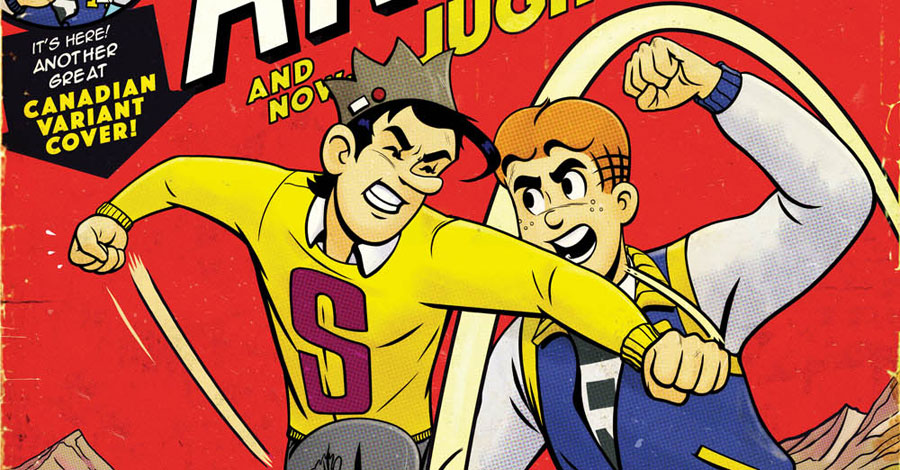 Archie returns to his 'classic' style in 'Your Pal, Archie' #1