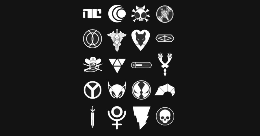 Can you identify all the icons on this Image Comics shirt?
