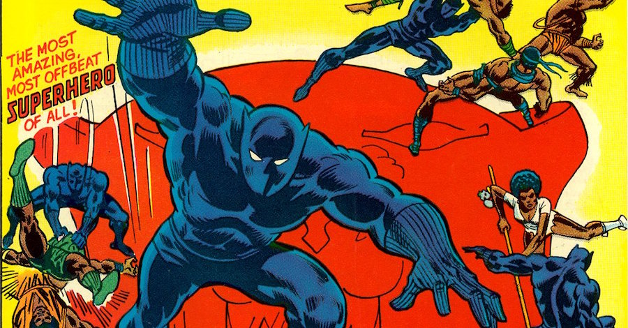 Fresh Eyes on 'Black Panther: Panther's Rage'