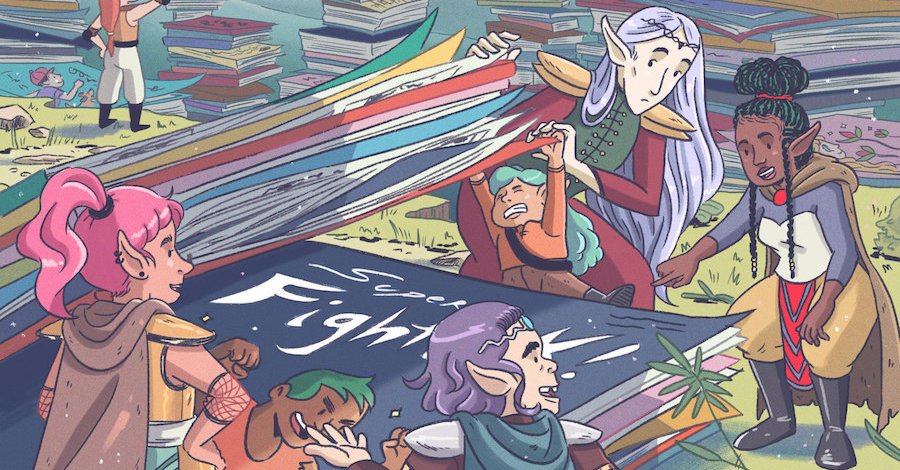 Comics Lowdown: Graphic novel sales are up, floppies are flat
