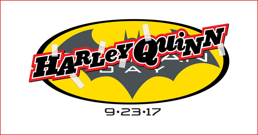 Harley Quinn takes over 'Batman Day' for her 25th anniversary
