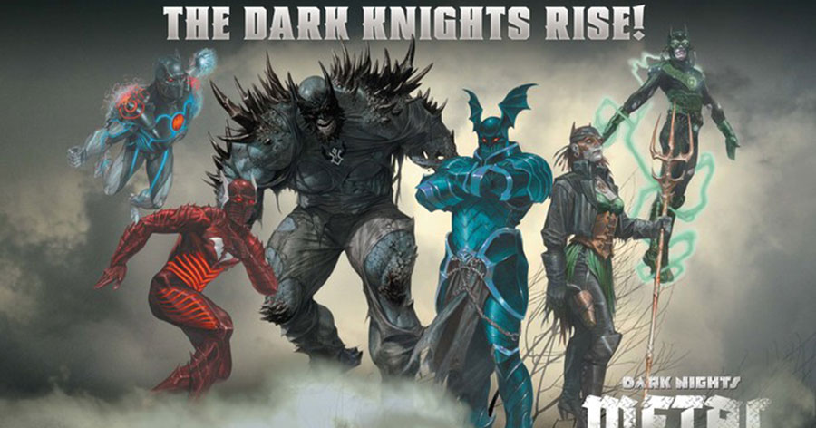 Bad, bad Batmans: The Dark Knights rise at Comic-Con