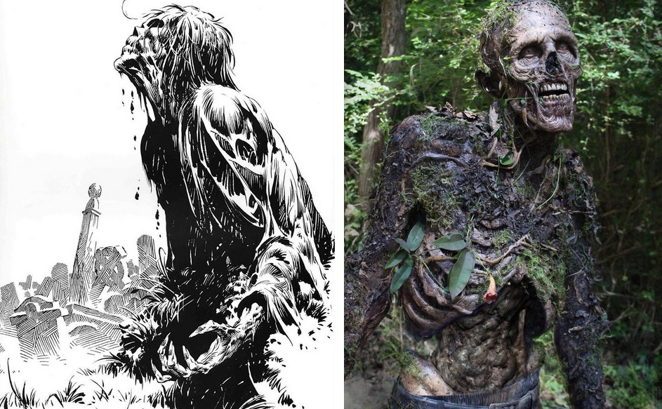 Comics Lowdown: Walking Dead to end, Remembering Bernie Wrightson
