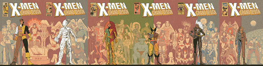 Ed Piskor to compile Uncanny X-Men #1-280 into one 'Grand' story