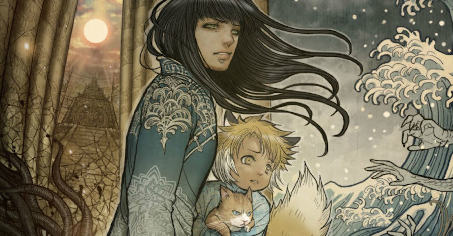 'Monstress' takes home a Hugo Award