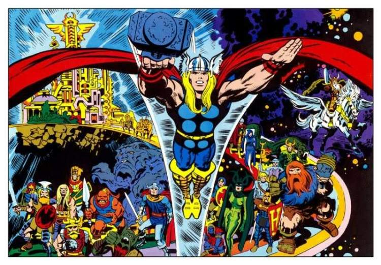 Comics Lowdown: Jack Kirby special edition