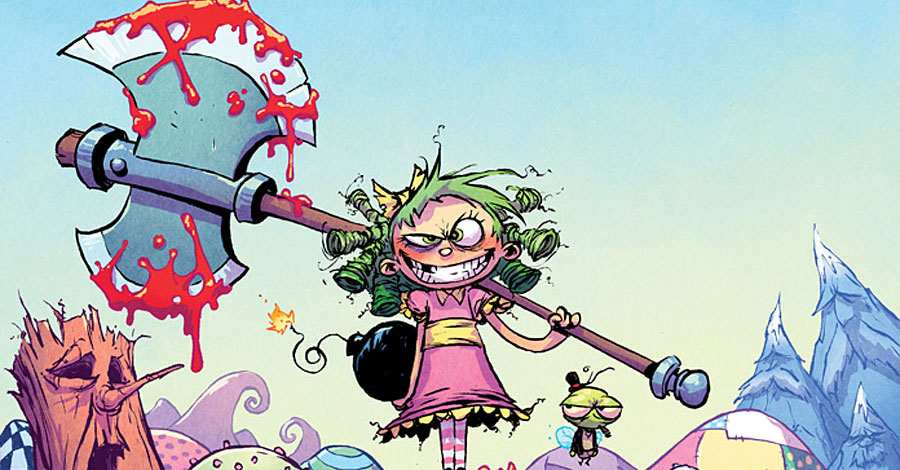 Skottie Young, Tom King, 'March: Book Three' and more take home Ringo Awards