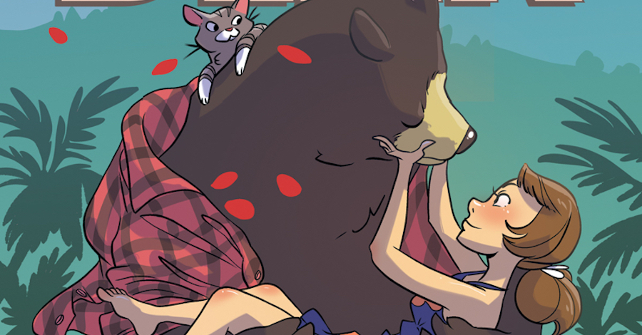 Smash Pages Q&A: Pamela Ribon and Cat Farris on 'My Boyfriend is a Bear'