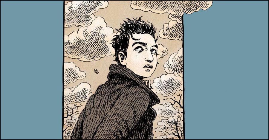 Smash Pages Q&A: Joseph Remnant on 'Cartoon Clouds'
