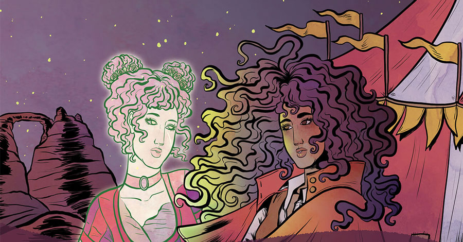 Oni Press launches 'Spectacle' webcomic