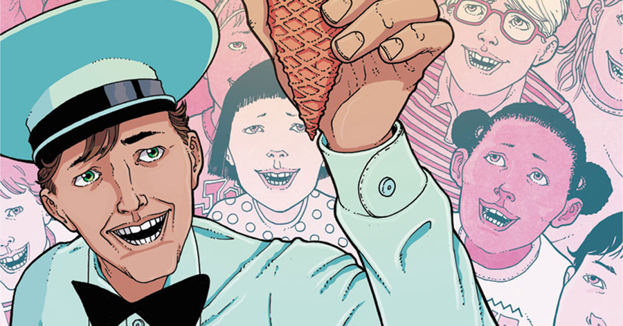 Image Comics delivers 'Ice Cream Man' in January