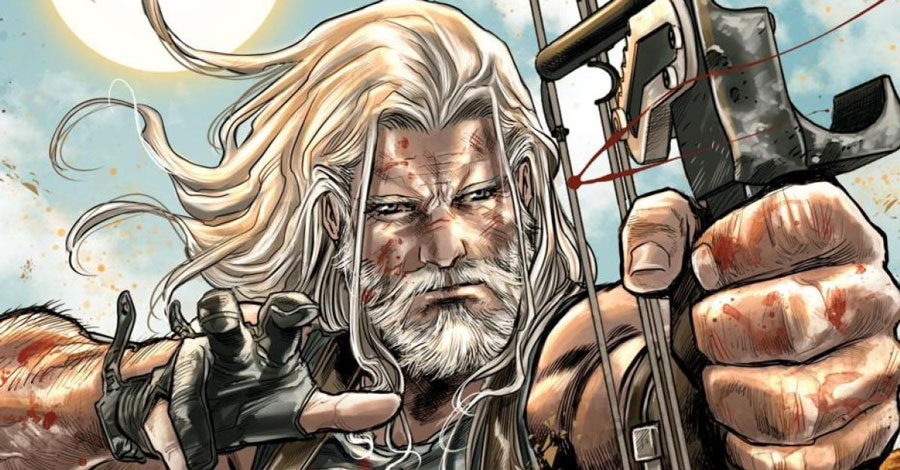 Marvel announces 'Old Man Hawkeye'