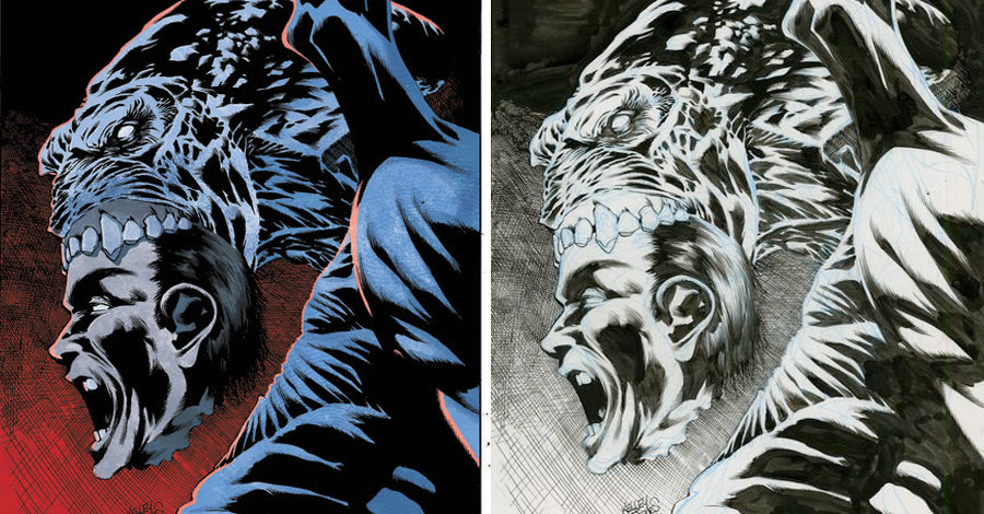 Dynamite announces 'Pumpkinhead' by Cullen Bunn