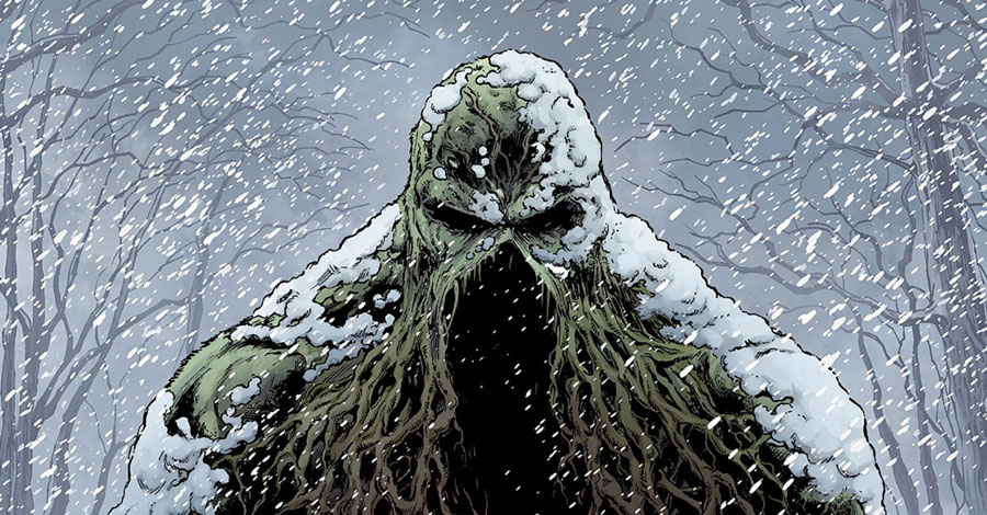 Wein's final Swamp Thing story will appear in 'Swamp Thing Winter Special'