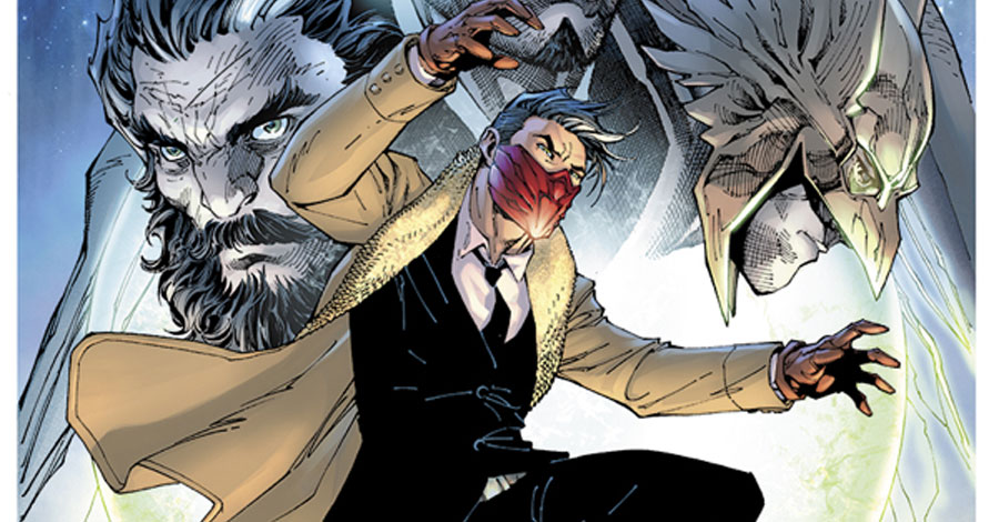 'Dark Matter' becomes 'New Age of DC Heroes,' adds two titles