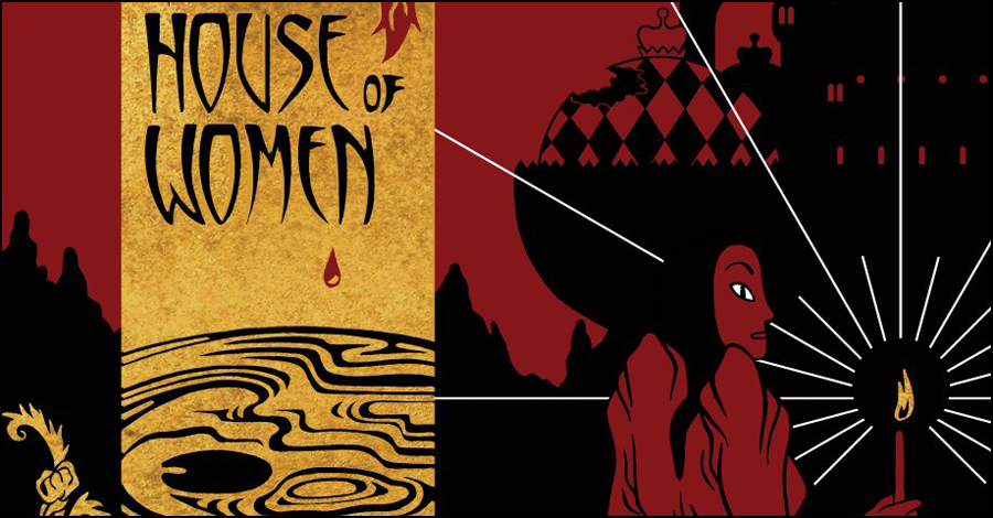 Smash Pages Q&A: Sophie Goldstein on 'House of Women'