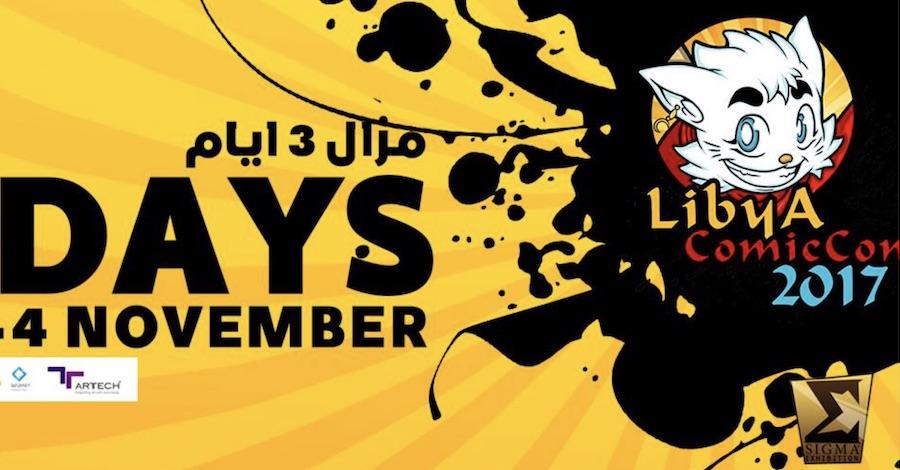 Religious police shut down Libya Comic Con