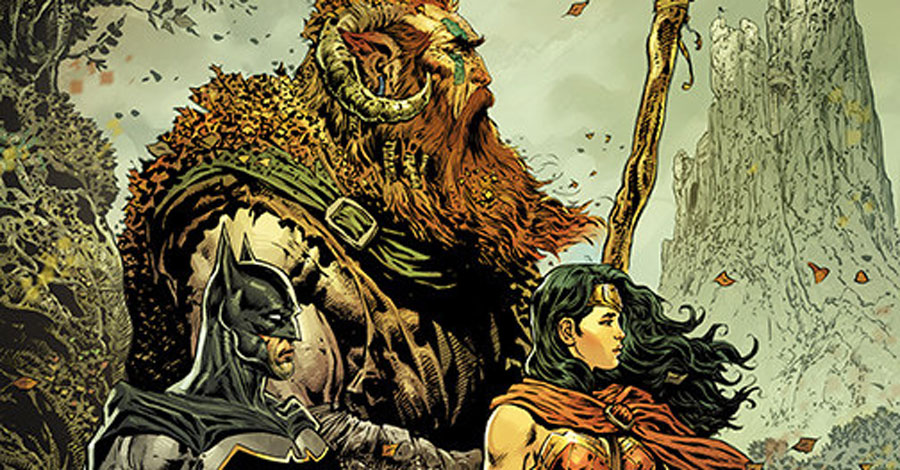 'The Brave and the Bold' returns next year from Liam Sharp