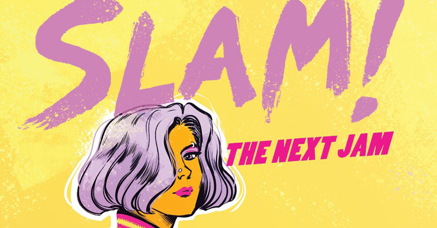 Smash Pages Q&A: Pamela Ribon on 'Slam!'