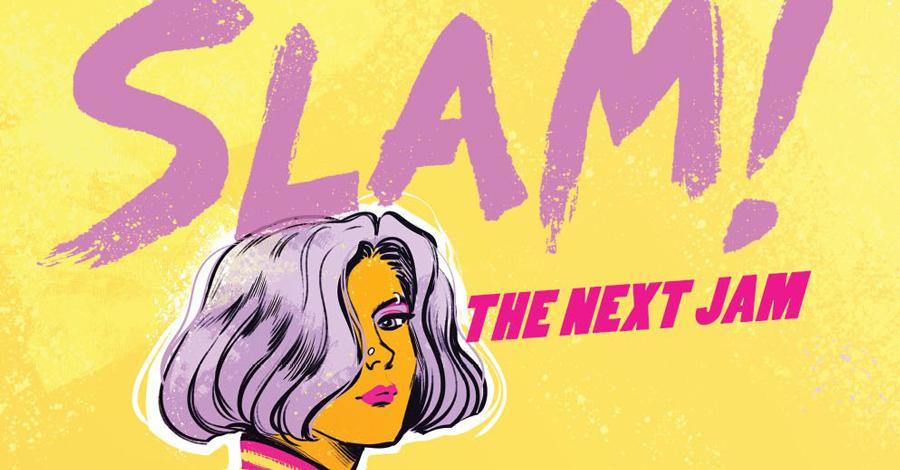 Smash Pages Q&A: Pamela Ribon on 'Slam!'
