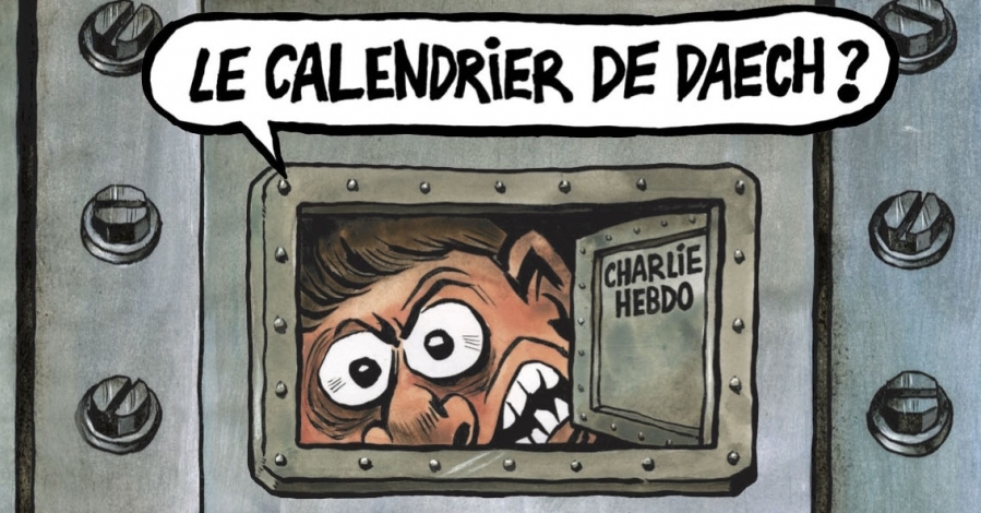 Comics Lowdown: Charlie Hebdo, 3 years later