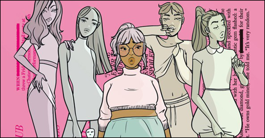 Smash Pages Q&A: Alejandra Gutiérrez on 'Twisted Romance'