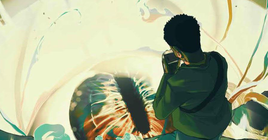 Smash Pages Q&A: Saladin Ahmed on 'Abbott'
