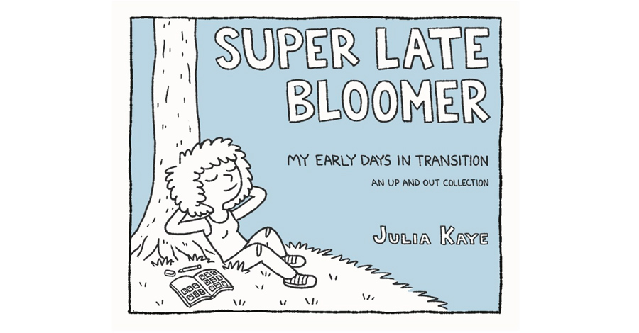 Smash Pages Q&A: Julia Kaye on 'Super Late Bloomer'