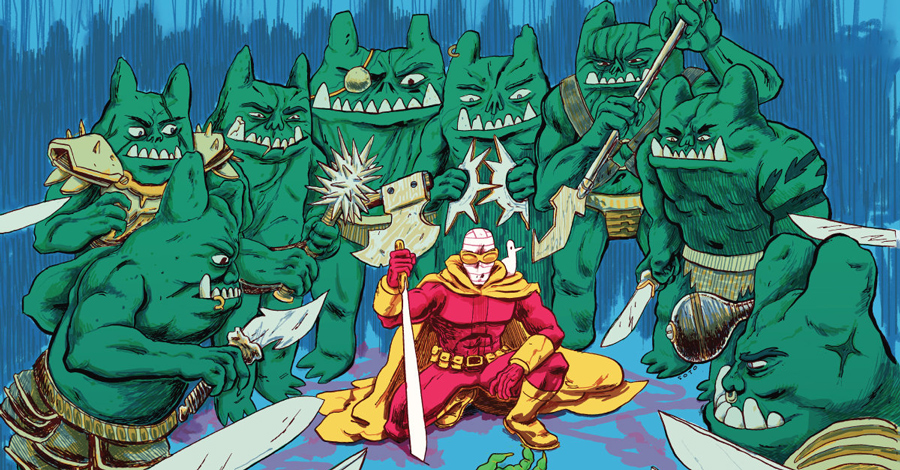 Floating World Comics to publish Soto's 'The Secret Voice' collection