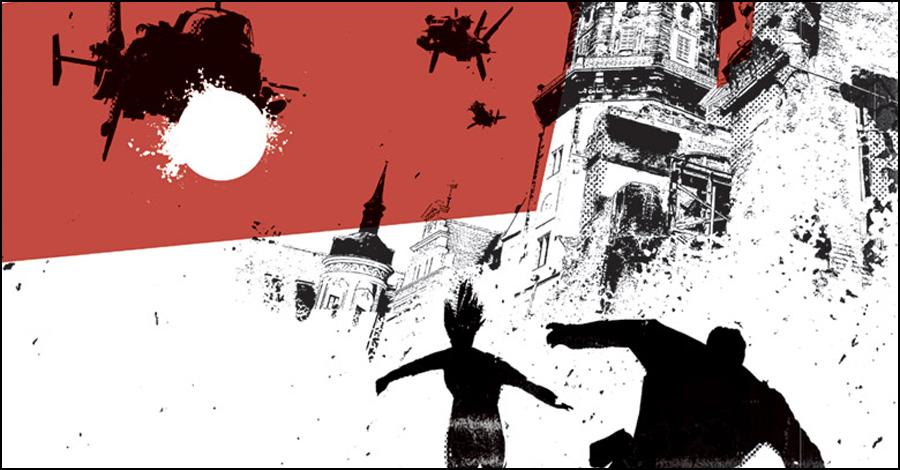 Ellis + Howard team for 'relentless' action comic 'Cemetery Beach'
